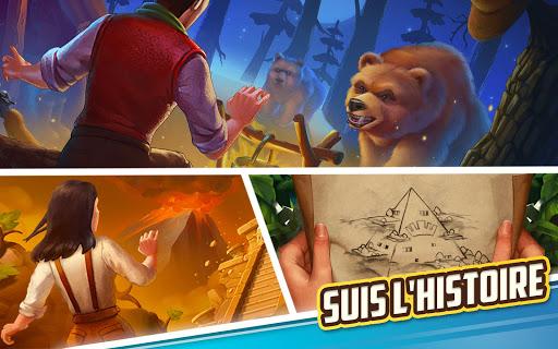 Télécharger Gratuit Klondike Adventures mod apk screenshots 4