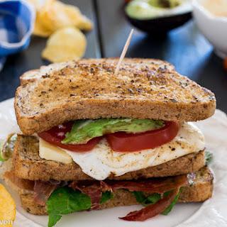 Crispy Prosciutto Sandwich Recipe