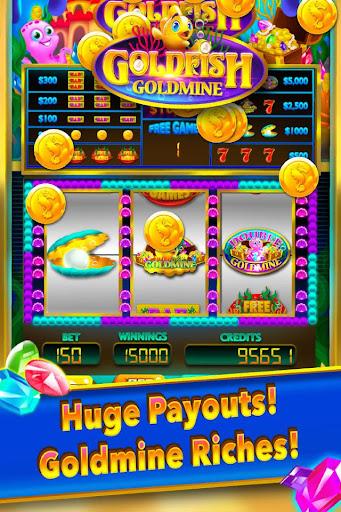 Goldfish Goldmine Vegas Slots