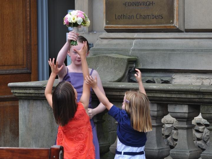Il bouquet della sposa!! di leonardo valeriano