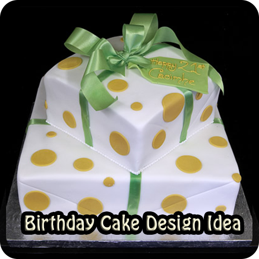 Birthday Cake Design Idea