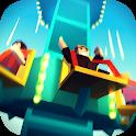 Theme Park Clicker: Idle Craft. Roller Coaster Inc icon