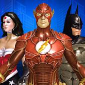 Tải Siêu anh hùng thành phố tội phạm Trận chiến miễn phí