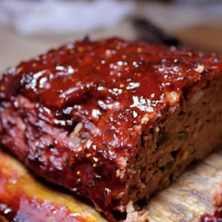 Planked Smoked Meatloaf – Jalapeno Buttermilk.