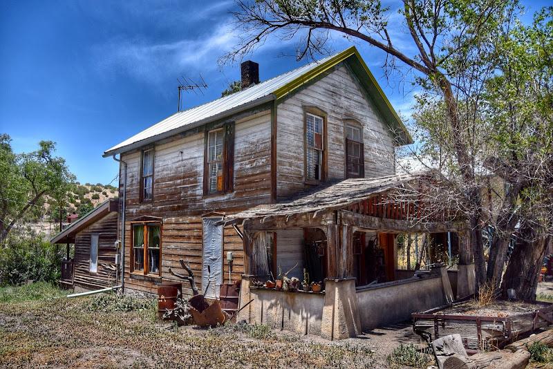 old house di utente cancellato