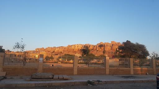 Golden Fortress