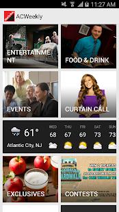 Atlantic City Weekly - náhled