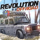 Revolution Offroad : Spin Simulation icon