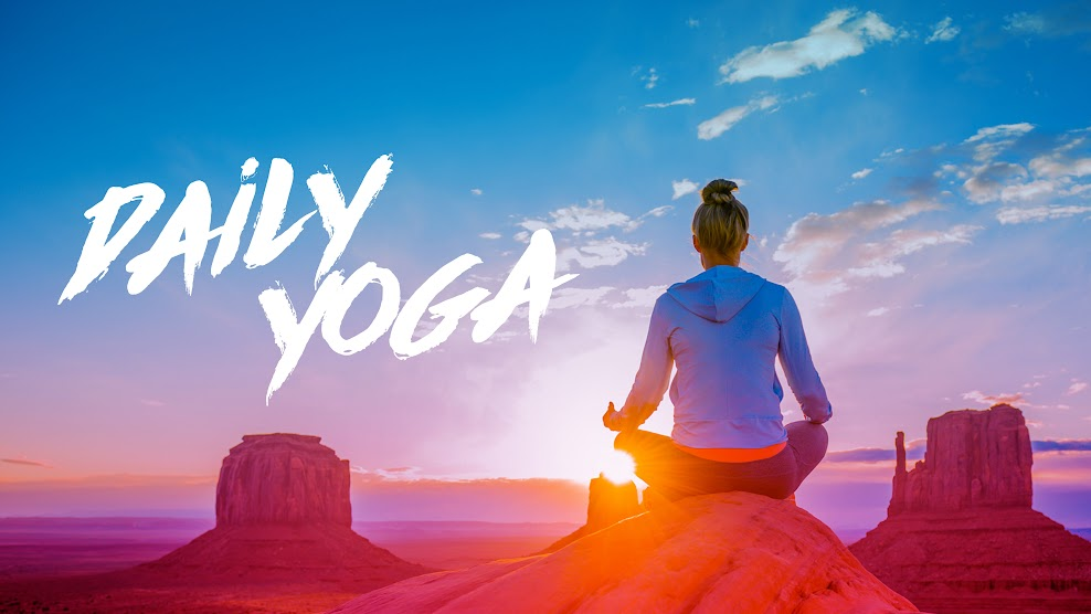 Daily Yoga Yoga Fitness Plans Android Apps On Google Play