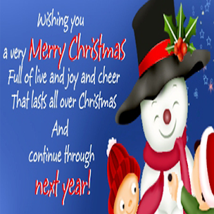 Christmas greetings and wishes apps on google play screenshot image m4hsunfo