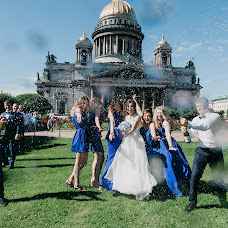 Wedding photographer Yulya Marugina (Maruginacom). Photo of 20.11.2017