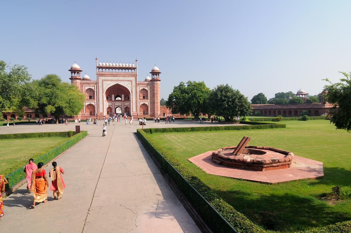 Photo: Taj Mahal