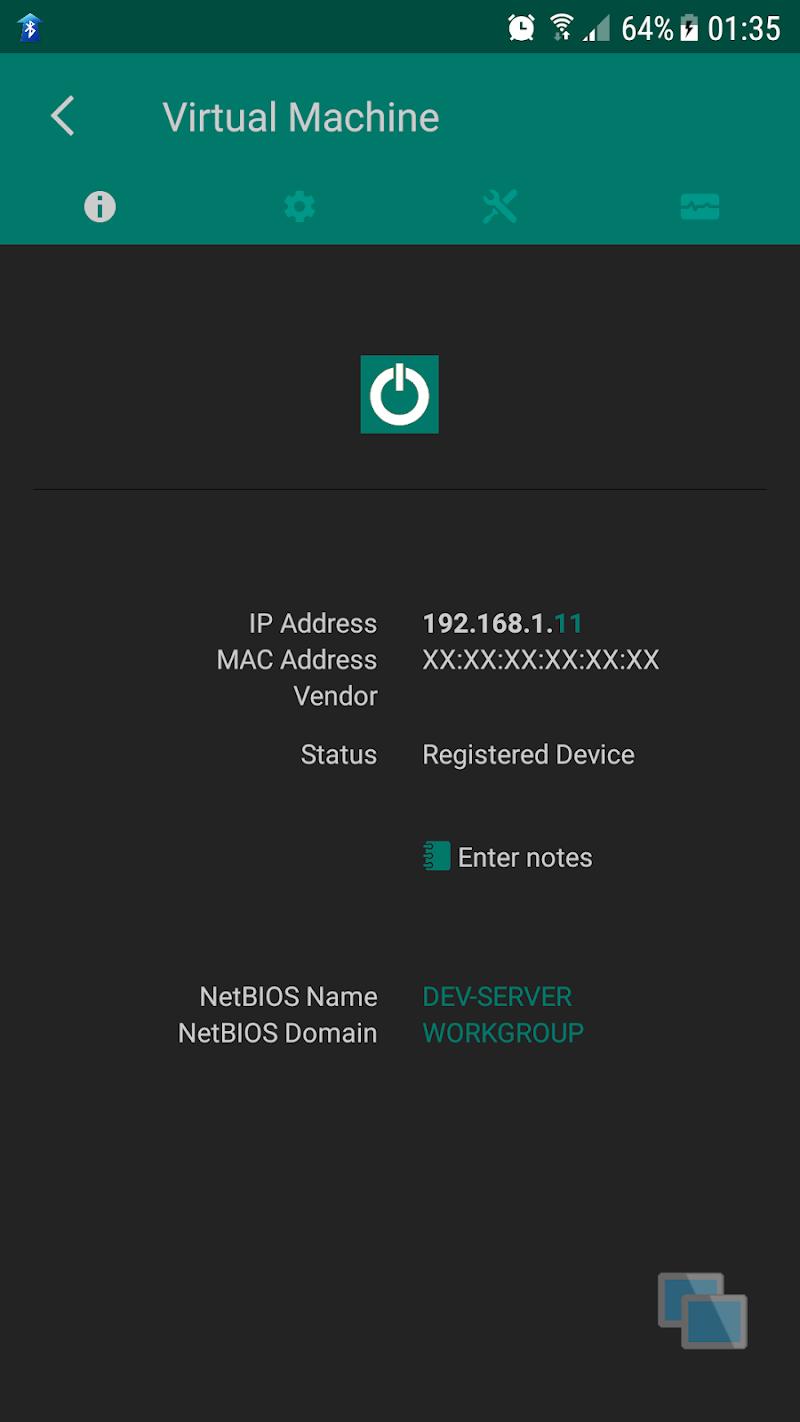 NetX Network Tools PRO Screenshot 1