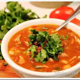 How to Make Charro Beans Soup / Receta de Frijoles a la Charra o Frijoles Charros