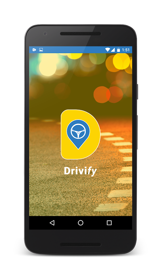Drivify- Car Drivers on Demand- screenshot