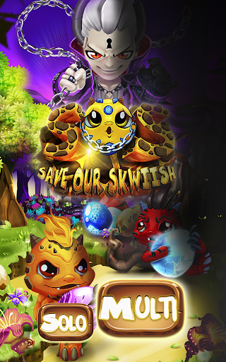Save Our Skwiish: Charm Heroes A Fun Match 3 Quest  captures d'u00e9cran 18