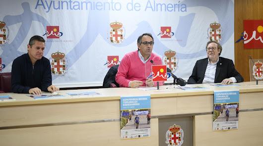 La II Copa Andaluza de la Marcha Nórdica llegará al Parque Andarax