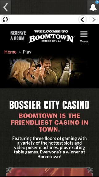 Boomtown Bossier City- screenshot
