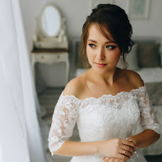 Wedding photographer Sergey Ilin (man1k). Photo of 22.05.2018
