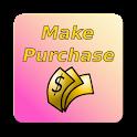 Make Purchase icon