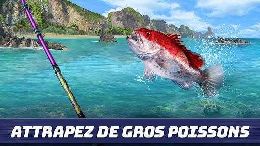 Fishing Clash: Jeux de pêche de sport APK MOD – Pièces de Monnaie Illimitées (Astuce) screenshots hack proof 1