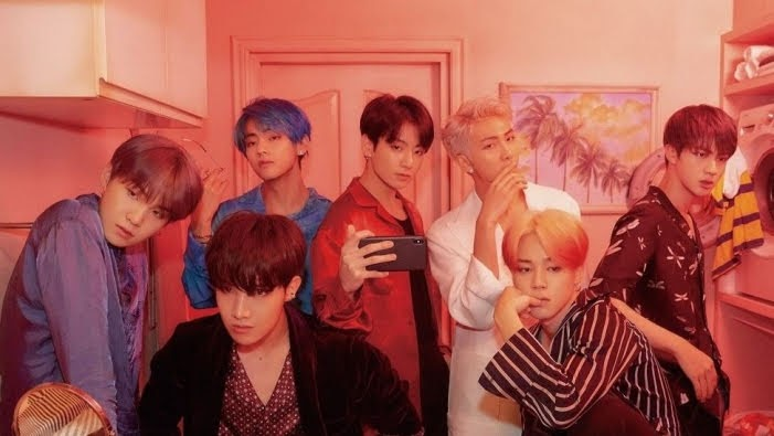 BTS comeback with New EP album 'MAP OF SOUL : PERSONA'