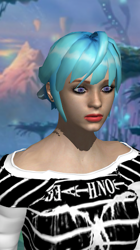 My Virtual Girl Shara, pocket girlfriend 2 apktreat screenshots 1
