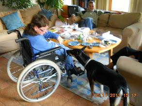 Photo: 05 XI 2011 roku - poznałam  Funię  - psa ze schroniska