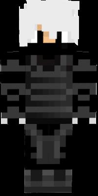 skin do lobo