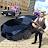 Gangster Crime Car Simulator logo