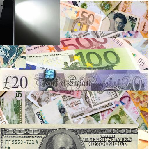 worldwide currency detector