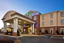 HOLIDAY INN EXPRESS and SUITES B