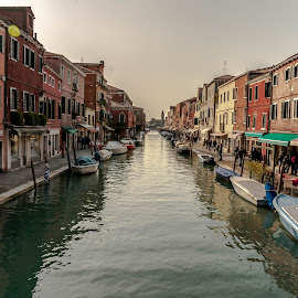 Murano views by Hariharan Venkatakrishnan - City,  Street & Park  Vistas