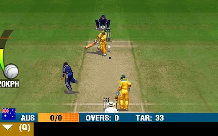 IND vs AUS Cricket Game 2016 1.0.9 screenshot 435882