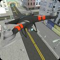 3D Drone Flight Simulator 2017 icon