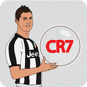 Cristiano Ronaldo Pixel - Color by number Neymar