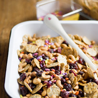 Sweet + Salty Snack Mix.