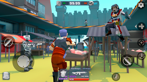 ROYALE LEGENDS: mobile Online FPS shooter battle screenshots 10