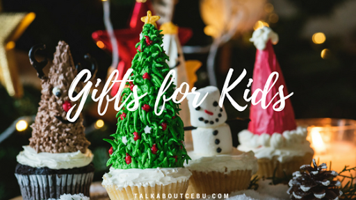 Holiday Series: Make Your Kids Happy With These Gifts (Under 500) - Talk About Cebu