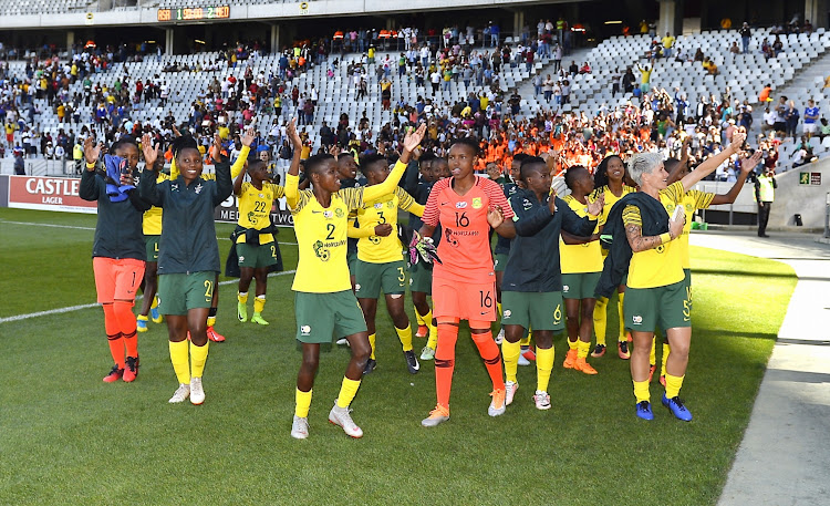 Banyana Banyana will be happy with their performances in the two matches against top class European opponents.