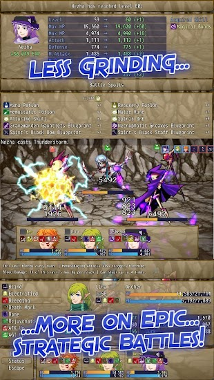 RPG Ascendants: Power Rising Apk