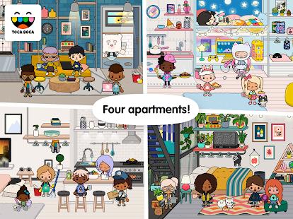 Toca Life: Neighborhood Mod