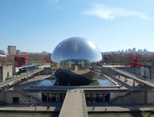 Photo Cité des Sciences et de l'Industrie