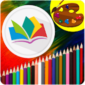 KIDS COLOUR BOOK