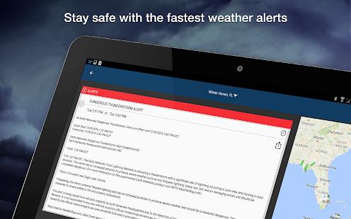 WeatherBug Screenshot 10