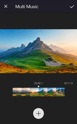 VCUT Pro - Slideshow Maker Video Editor with Songs screenshot 8