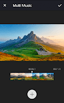 screenshot of VCUT Pro - Slideshow Maker Video Editor with Songs