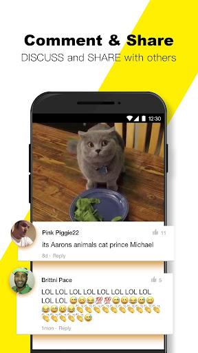 BuzzVideo - Viral Videos, Funny GIFs &TV shows 5.7.2 screenshots 6