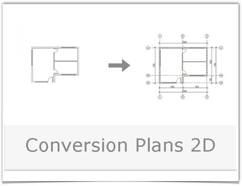 Conversion Plans 2D