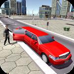 Limo Taxi Car Driving Fun Simulator ? Icon